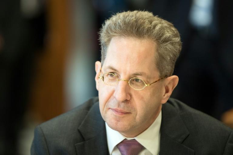 Maaßens Engagement für konservative CDU-Kreise verärgert Opposition (© 2019 AFP)