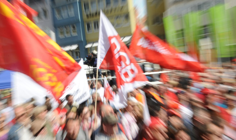 Arbeitsminister Heil fordert zum 1. Mai sozialeres Europa (© 2019 AFP)