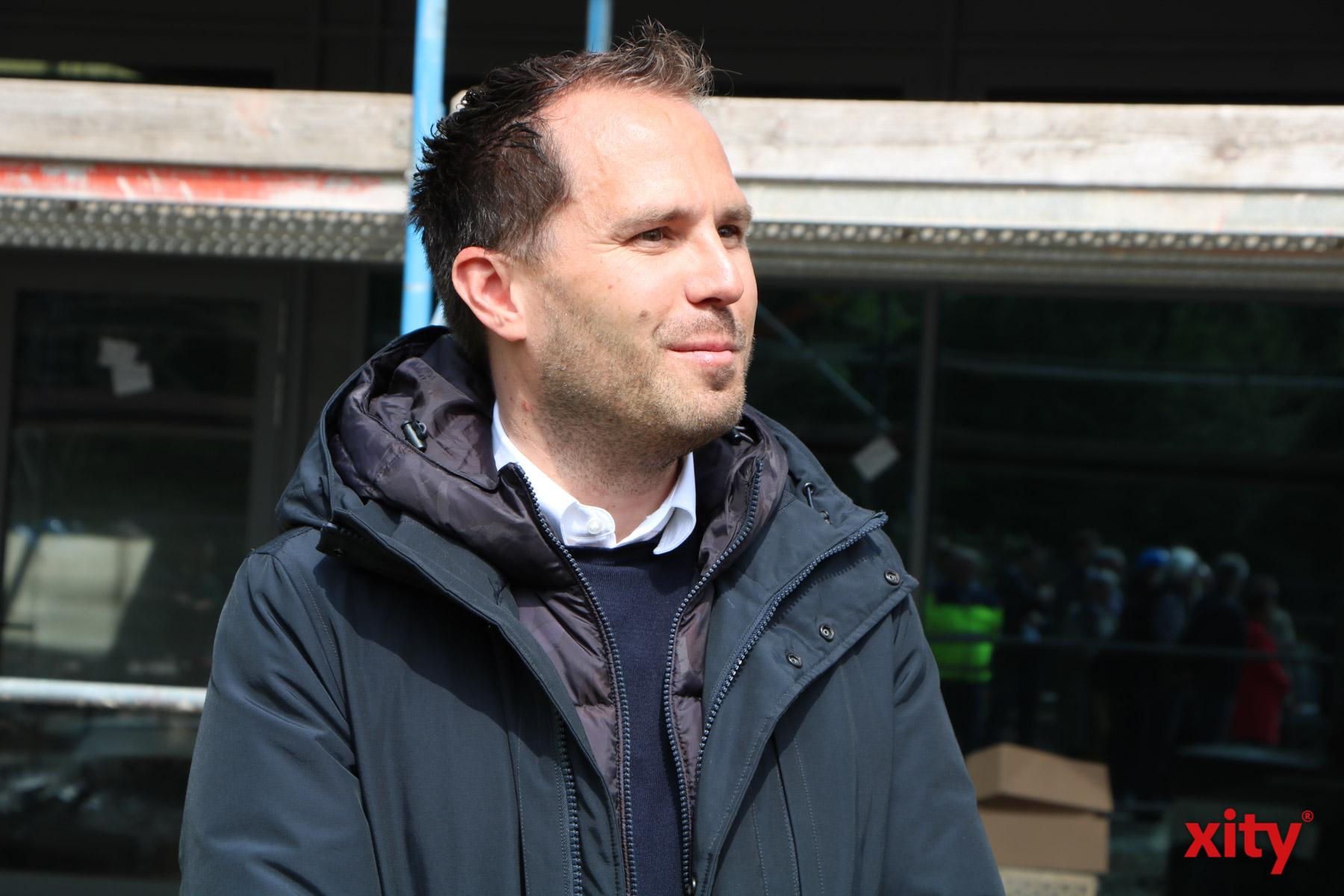 Sebastian Fuchs, gewählter Aufsichtsrat von Fortuna Düsseldorf (Foto: xity)