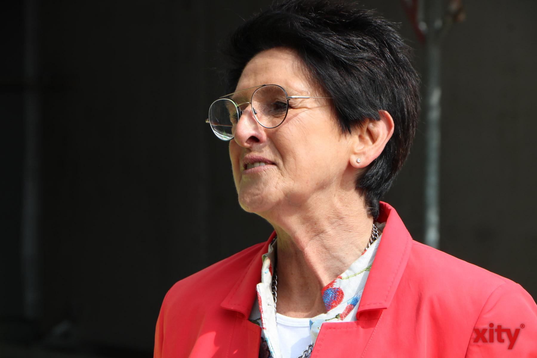 Schulleiterin Petra Steudel (Foto: xity)