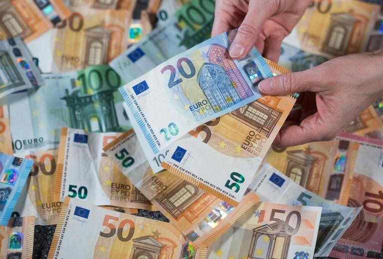 Bericht: Deutlich weniger Steuereinnahmen als bisher prognostiziert (© 2019 AFP)