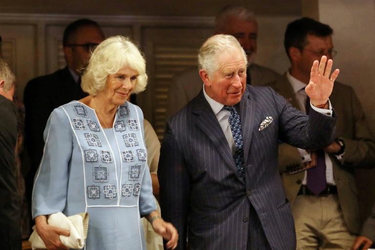 Prinz Charles und Camilla in Berlin erwartet