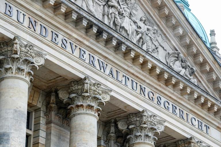 Bundesverwaltungsgericht prüft Arbeitszeiten bei 24-Stunden-Betreuung (© 2019 AFP)