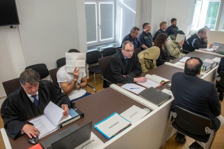 Urteil in Prozess um Prügelattacken von Amberg erwartet (© 2019 AFP)