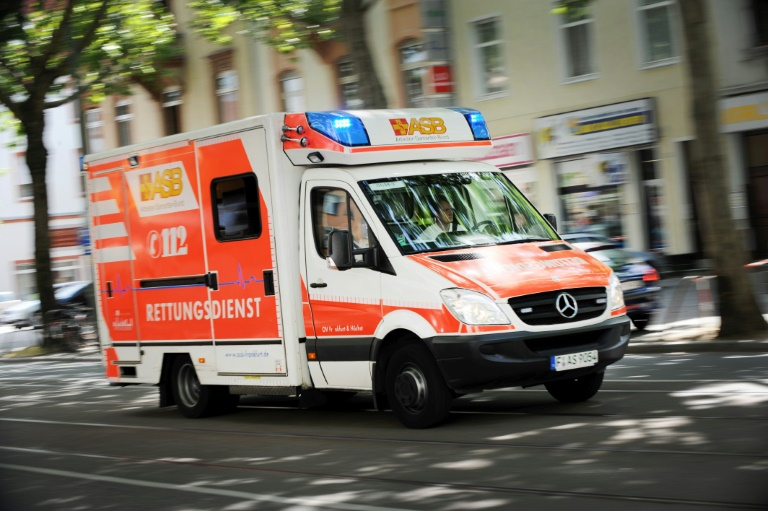 79-Jähriger beim Rasenmähen in Hessen tödlich verunglückt (© 2019 AFP)