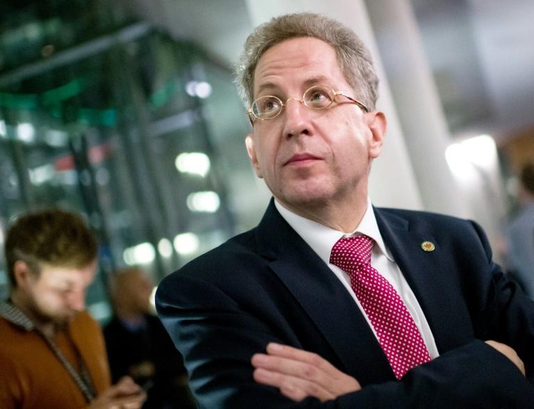 """Maaßen ruft zu Reform der CDU """"von innen"""" auf (© 2019 AFP)"""