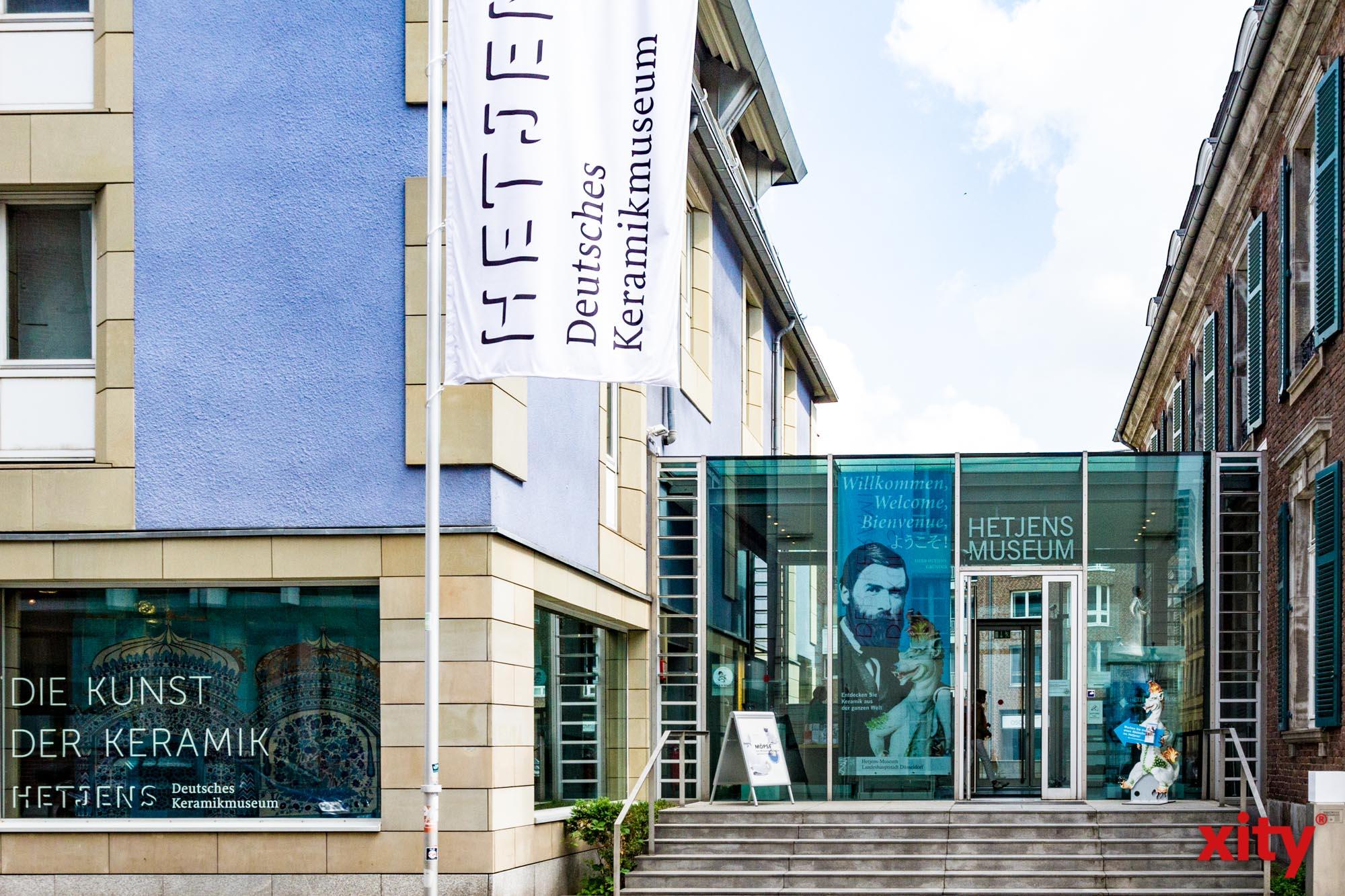 Öffentliche Führung im Hetjens-Museum Düsseldorf (Foto: xity)