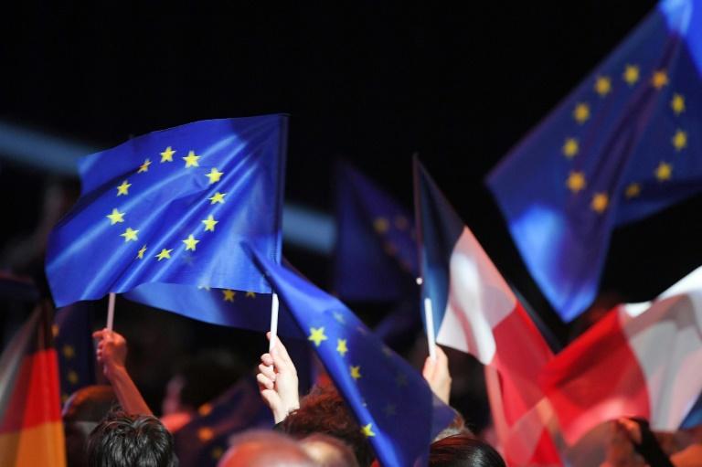 Bericht: Deutsche halten Umweltschutz für größte Herausforderung der EU (© 2019 AFP)