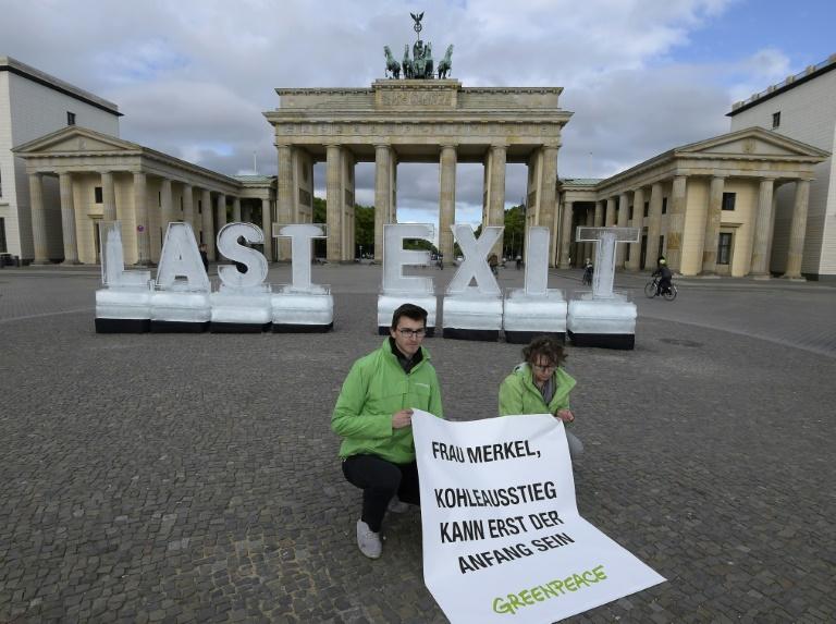 Merkel bekennt sich zu Klimaneutralität bis 2050 (© 2019 AFP)