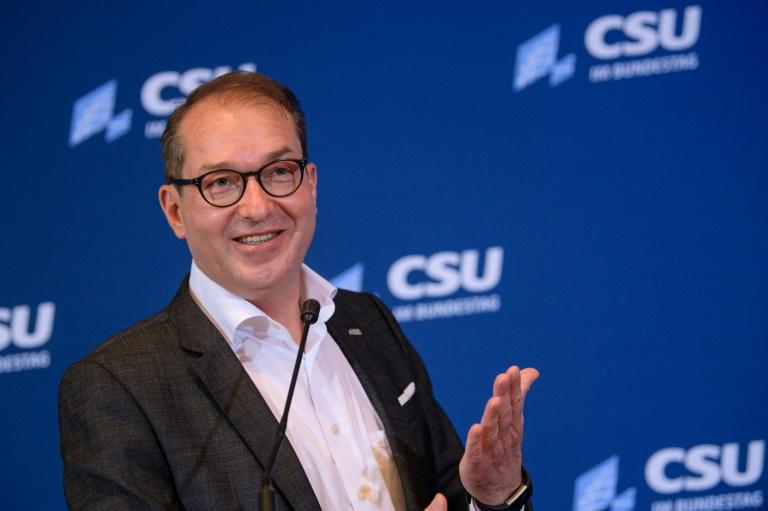 Dobrindt warnt SPD vor Koalitionstreffen vor zu teuren politischen Vorhaben (© 2019 AFP)