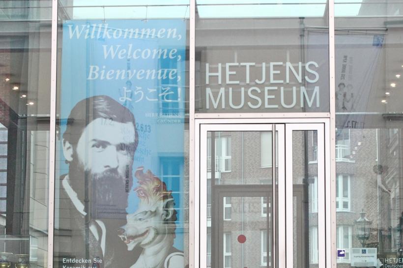 "Begutachterstunde ""Schatz oder Schätzchen"" im Hetjens-Museum Düsseldorf (Foto: xity)"