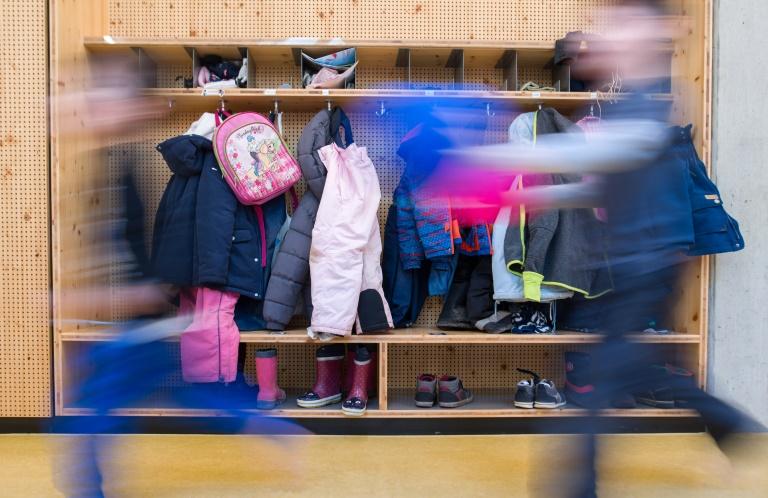 Studie: In Deutschland fehlen hunderttausende Betreuungsplätze für Grundschüler (© 2019 AFP)