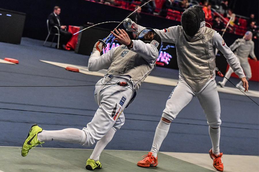 Fecht-Europameisterschaften finden im Juni in Düsseldorf statt (Foto: FIE/Augusto Bizzi)