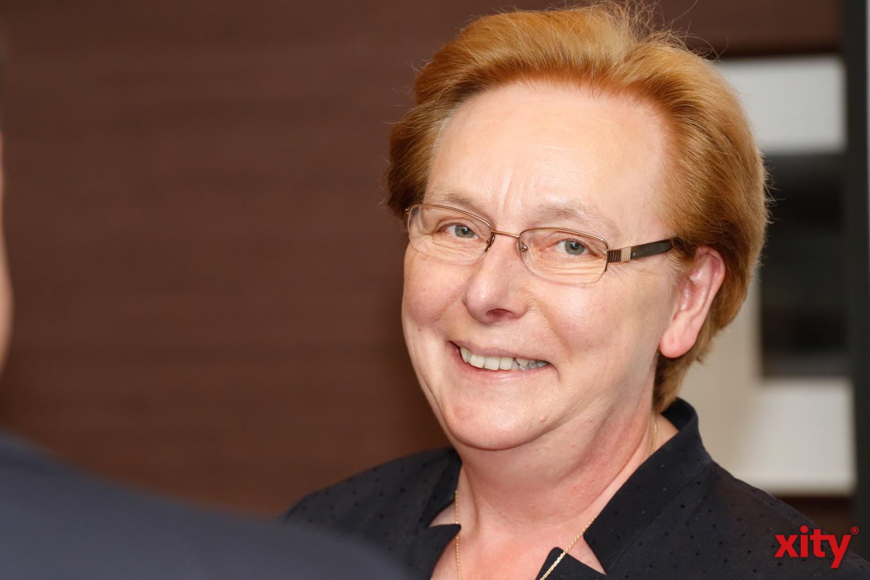 """Christiane Grün sprach zum Thema """"Veränderungskultur bei 3M"""" (Foto: xity)"""