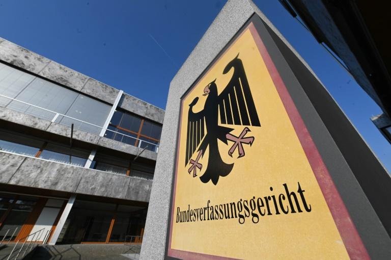 Verfassungsgericht: NPD-Wahlwerbespot muss ausgestrahlt werden (© 2019 AFP)