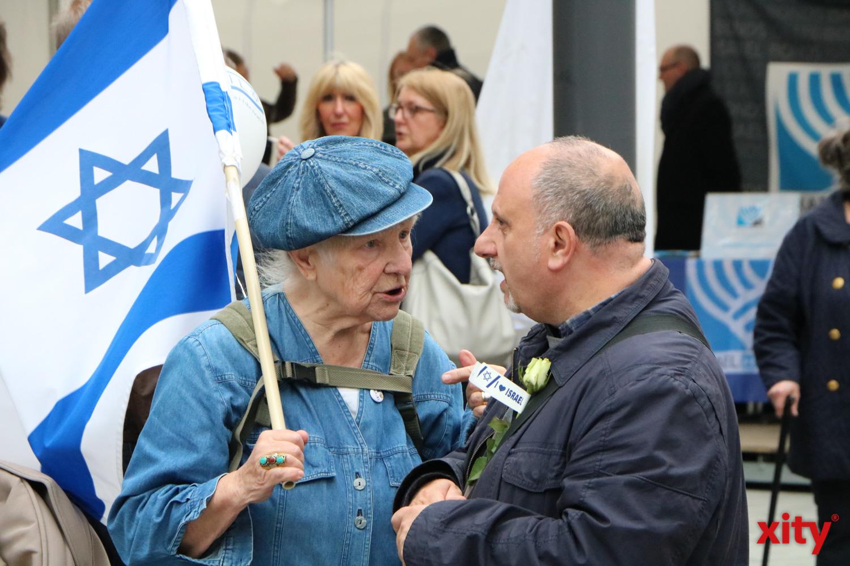 Der Geburtstag des Staates Israel wird jedes Jahr bundesweit mit zahlreichen Aktionen gefeiert (Foto: xity)