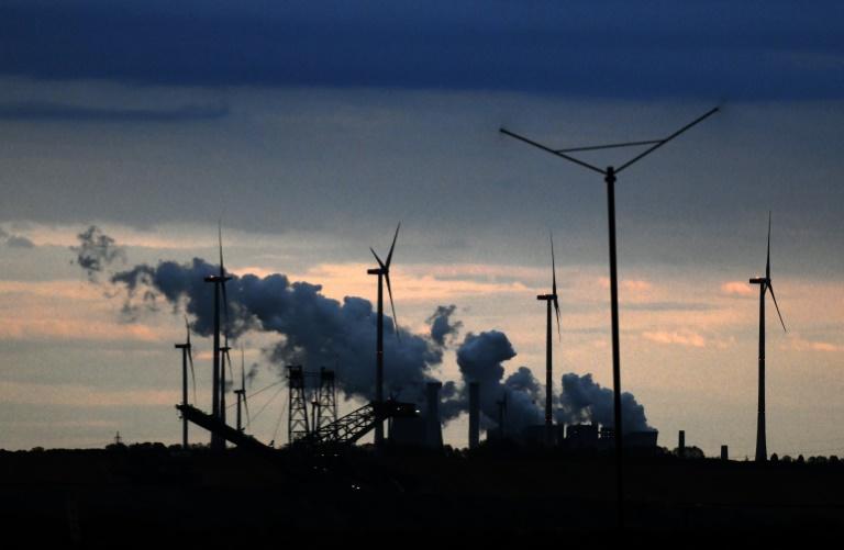 Deutschland hinkt bei Klimaschutz weiter hinterher (© 2019 AFP)