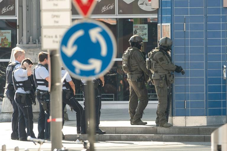 U-Haft des Geiselnehmers vom Kölner Hauptbahnhof wird sechs Monate unterbrochen (© 2019 AFP)