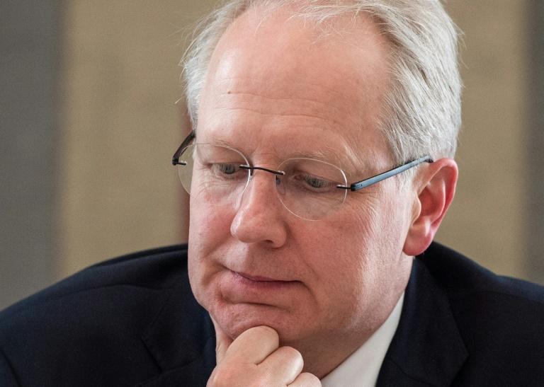 Stadtrat von Hannover versetzt Oberbürgermeister Schostok in den Ruhestand (© 2019 AFP)