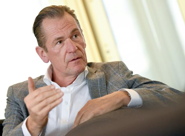 Springer-Chef Döpfner mit Leo-Baeck-Preis ausgezeichnet (© 2019 AFP)