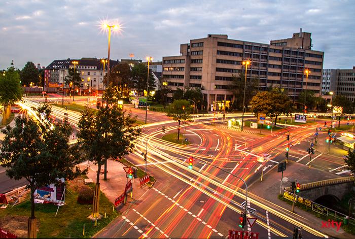 In Düsseldorf werden Verkehr und stadtentwicklung gemeinsam gedacht (Foto: xity)