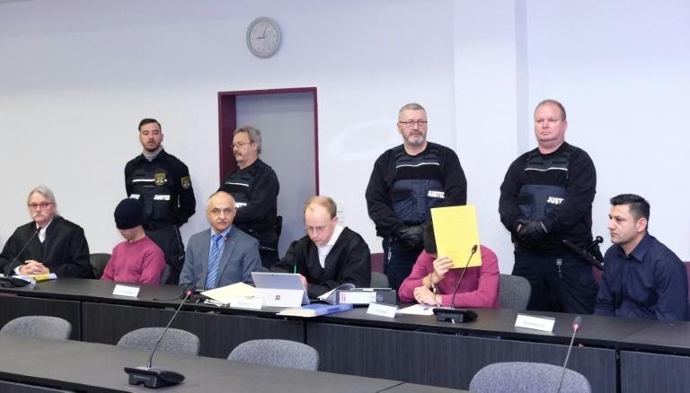 Angeklagte in Köthen-Prozess zu Jugendstrafen verurteilt (© 2019 AFP)