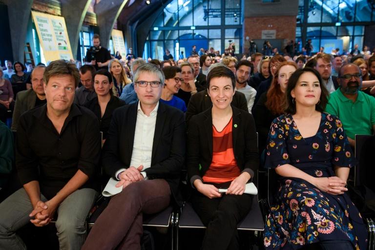 Habeck: Aktuelle Aufbruchstimmung in Stimmen bei Europawahl umsetzen