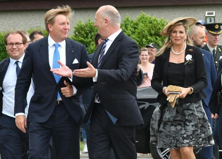 Niederländisches Königspaar setzt Deutschlandbesuch fort