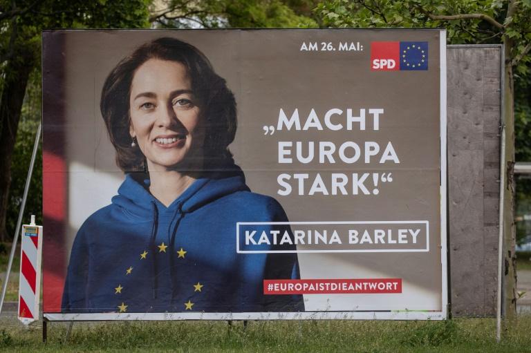 Barley will am Europawahlabend als Ministerin zurücktreten