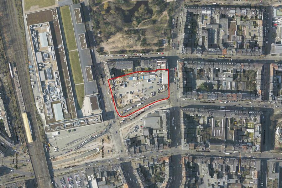 Neues Wohnprojekt in Unterbilk geplant