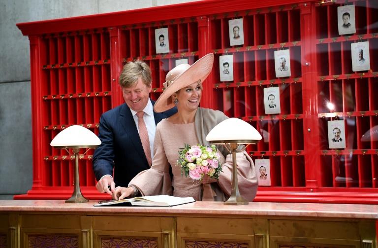 Niederländisches Königspaar schließt Arbeitsbesuch in Brandenburg ab