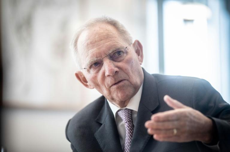 Schäuble fordert von Bundesregierung entschlossenere Klimapolitik