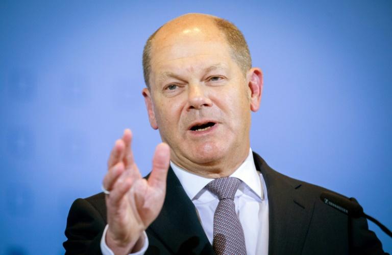 Vizekanzler Scholz: Regierung macht bis 2021 weiter