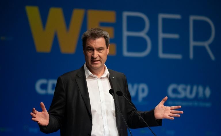 Söder kritisiert europäische Populisten