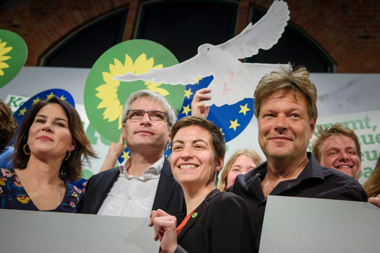 """Grüne werben vor Europawahl um """"Mandat für den Klimaschutz"""""""
