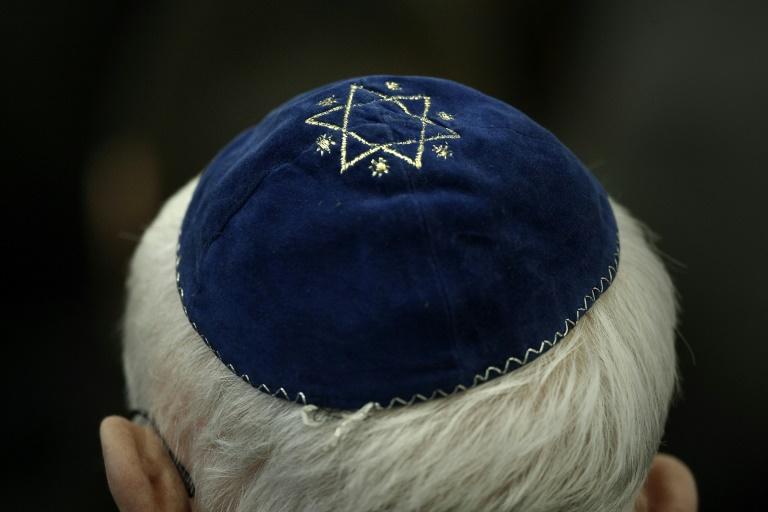 Barley besorgt nach Kippa-Äußerungen des Antisemitismus-Beauftragten (© 2019 AFP)