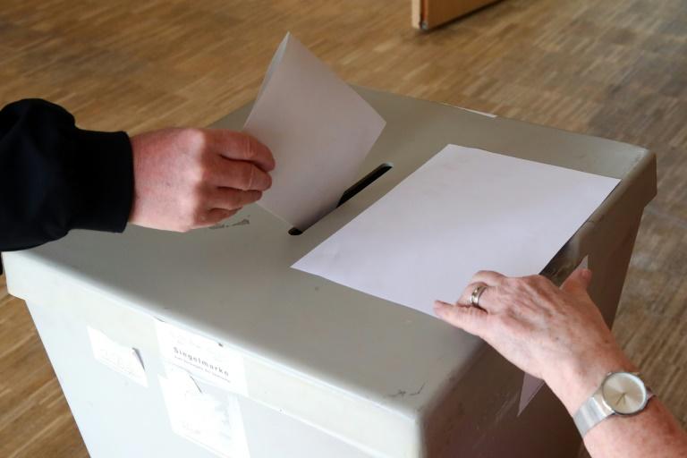 Kommunalwahlen in zehn Bundesländern gestartet (© 2019 AFP)