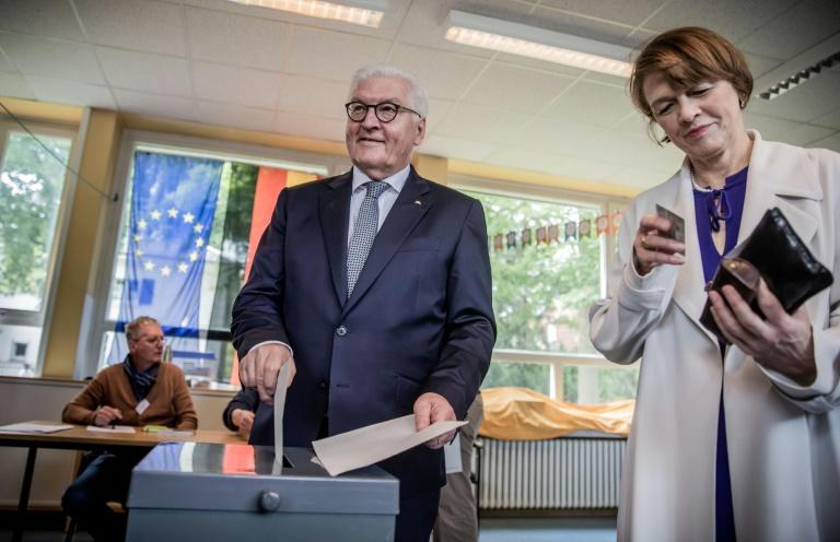 """Bundeswahlleiter betont """"besondere Bedeutung"""" der Europawahl und ruft zum Votum auf (© 2019 AFP)"""