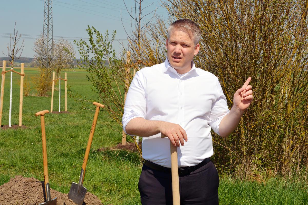 OB Christian Lösel: Drei Dimensionen der Nachhaltigkeitsstrategie (Foto: Stadt Ingolstadt / Betz)