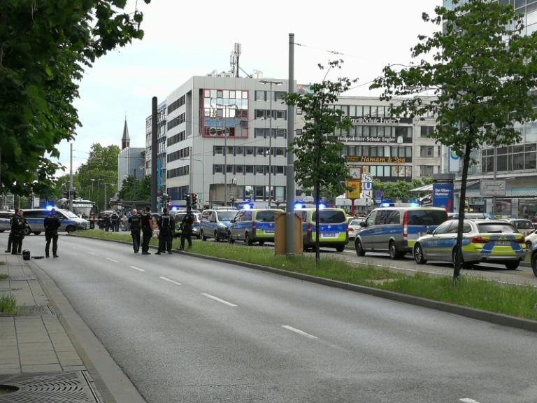 Ermittlungen wegen versuchten Totschlags nach Schießerei in Frankfurt (© 2019 AFP)