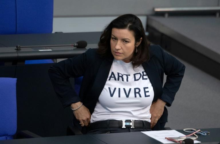 Digitalstaatsministerin Bär kritisiert in Rezo-Debatte Union (© 2019 AFP)