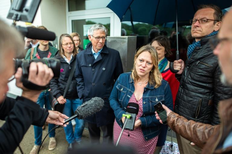 SPD und Grüne führen Sondierungsgespräche in Bremen (© 2019 AFP)