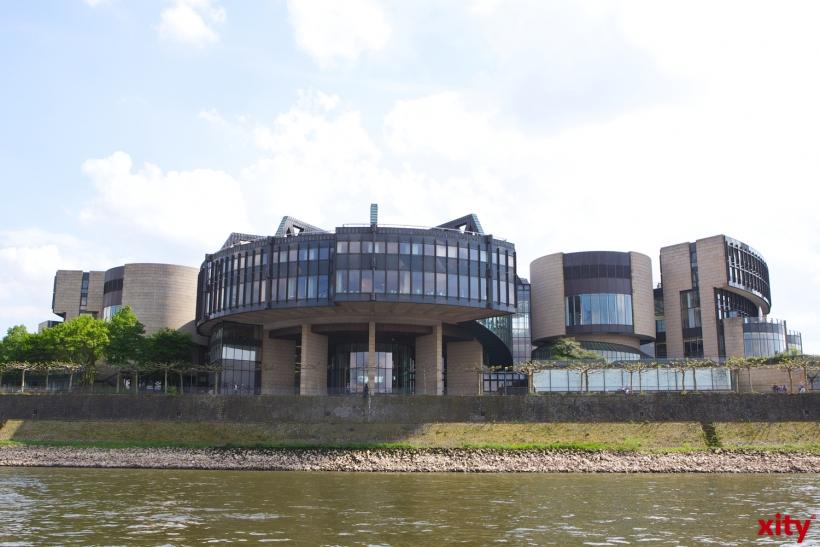 An allen Wochenenden im Juni sind das Parlament und das Besucherzentrum geöffnet (Foto: xity)
