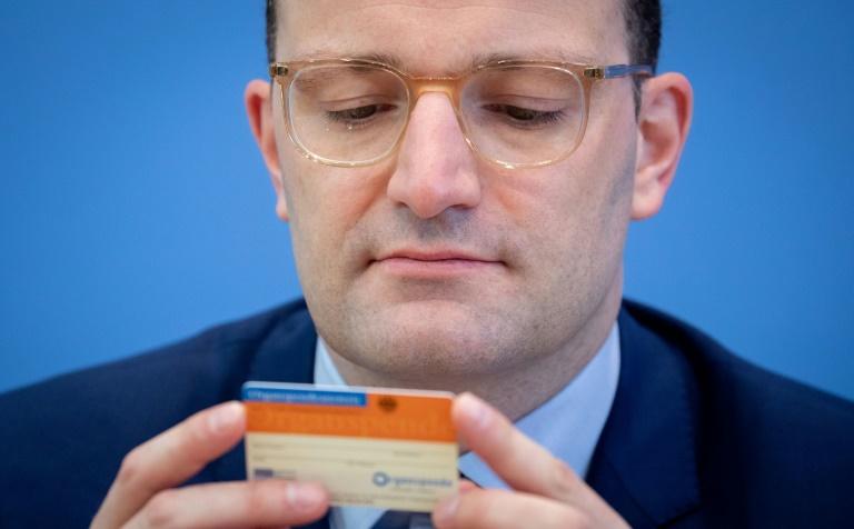 """Gesundheitsminister Spahn: """"Organspende ist größtmögliche Solidarität"""""""