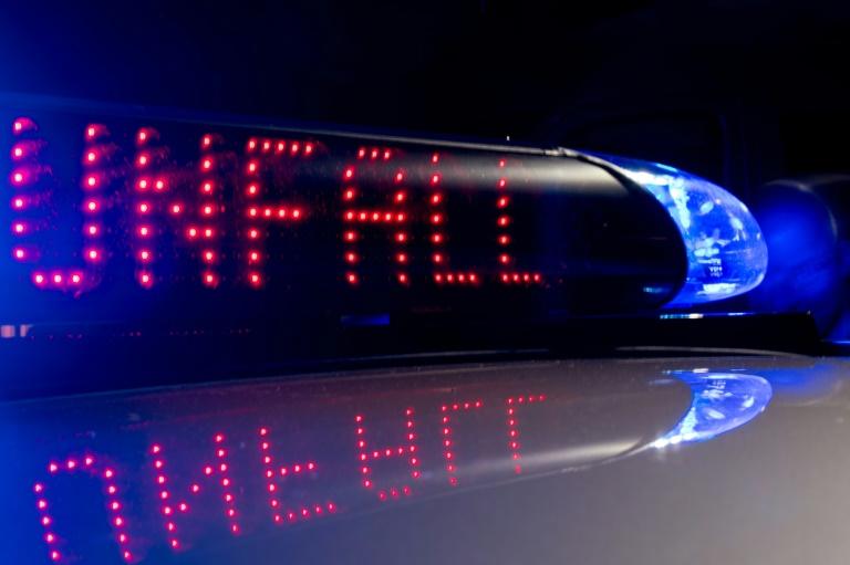 Mann in Oberhausen bei Sturz mit Elektro-Tretroller schwer verletzt (© 2019 AFP)