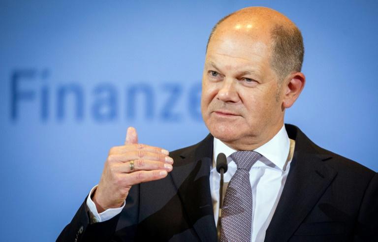 Vizekanzler Scholz schließt weitere große Koalition aus (© 2019 AFP)