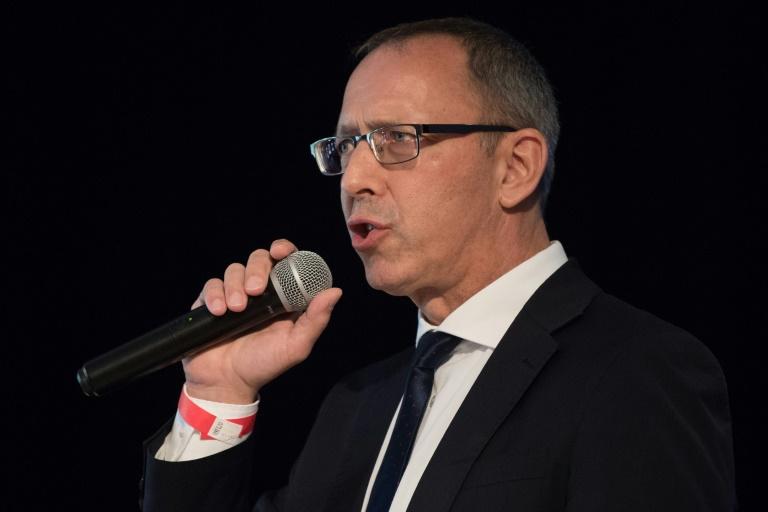 Sächsische AfD zieht mit Jörg Urban als Spitzenkandidat in den Wahlkampf (© 2019 AFP)
