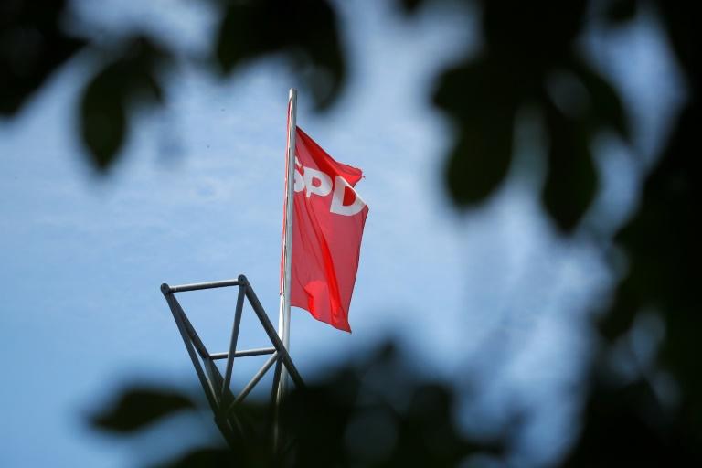 SPD sucht nach Nahles-Rückzug nach Ausweg aus der Krise (© 2019 AFP)