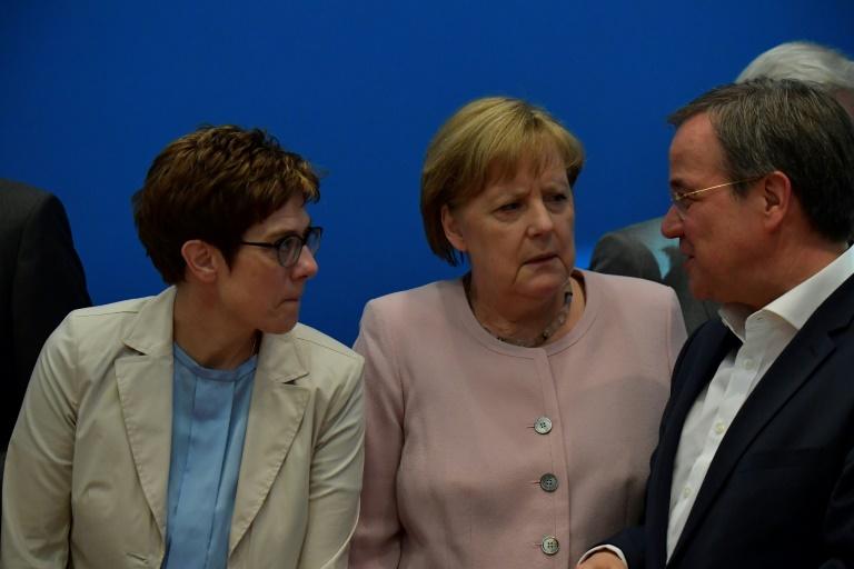CDU setzt Klausurtagung des Parteivorstands in Berlin fort (© 2019 AFP)