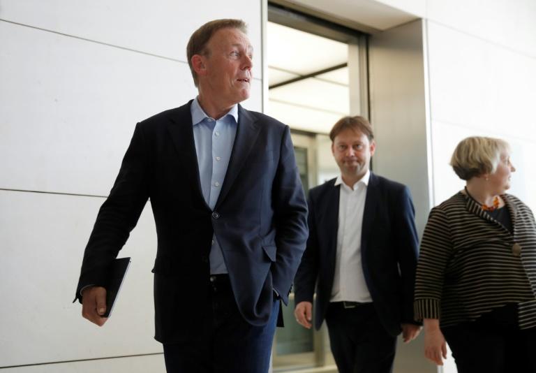 Oppermann fordert eine Frau in einer der beiden SPD-Führungspositionen (© 2019 AFP)